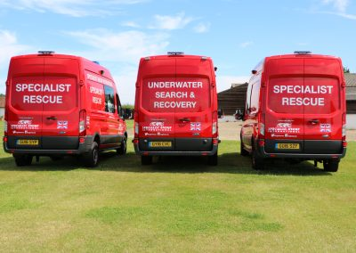 Specialist Group International Vehicles