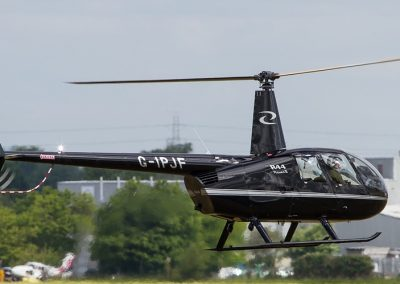 Specialist Group International, Helicopter