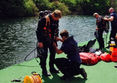 Specialist Group International Dive Team