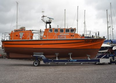 Specialist Group International Lifeboat